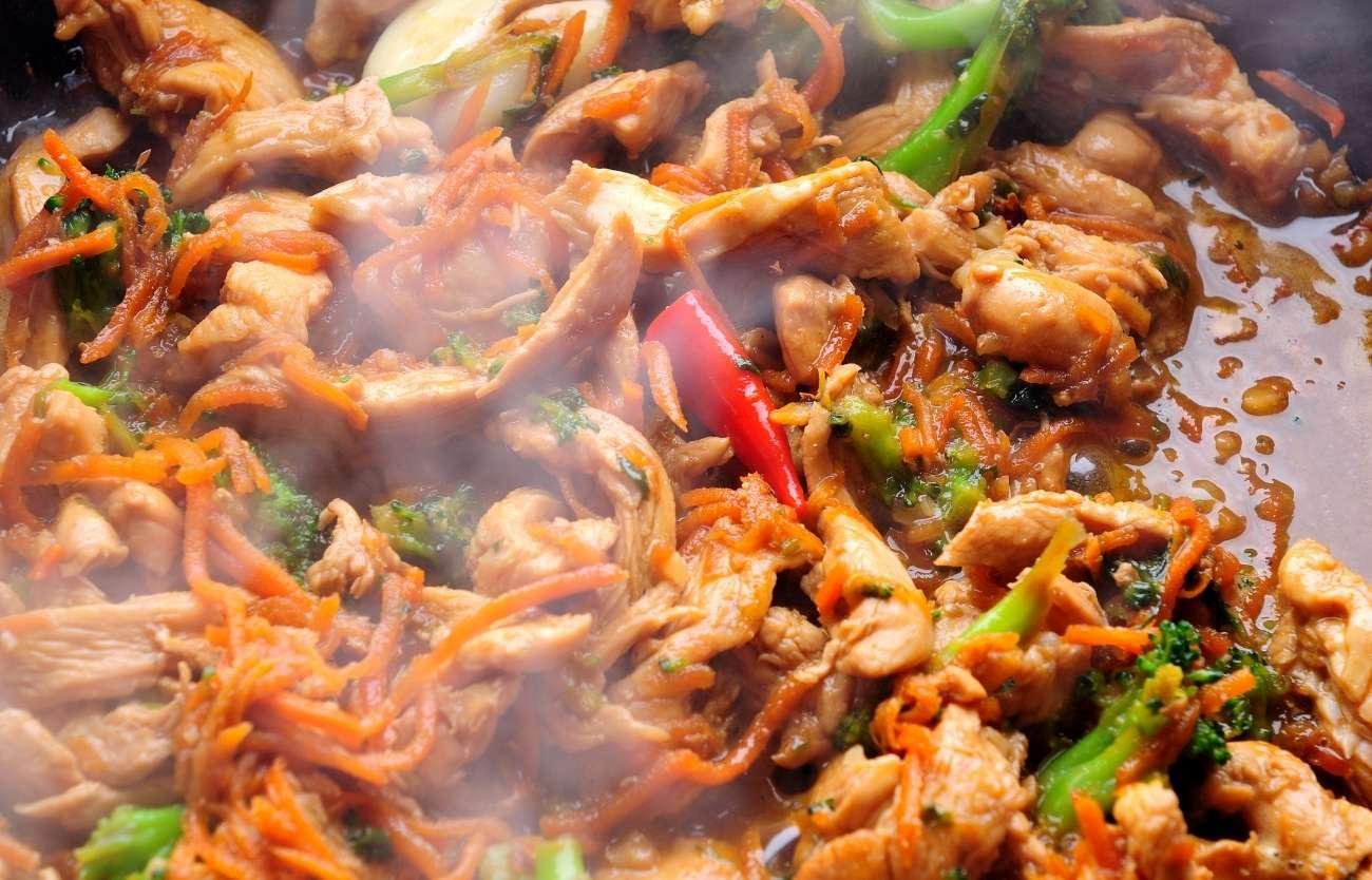 Thai Food at the Thai Mangonui